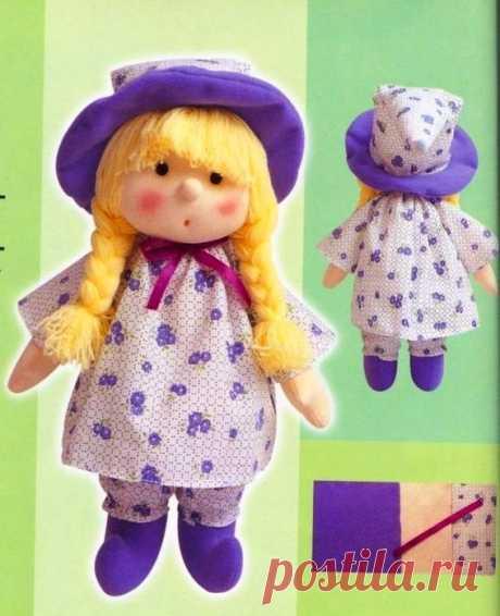 Журнал по куклам! / Мир игрушки / Разнообразные игрушки ручной работы