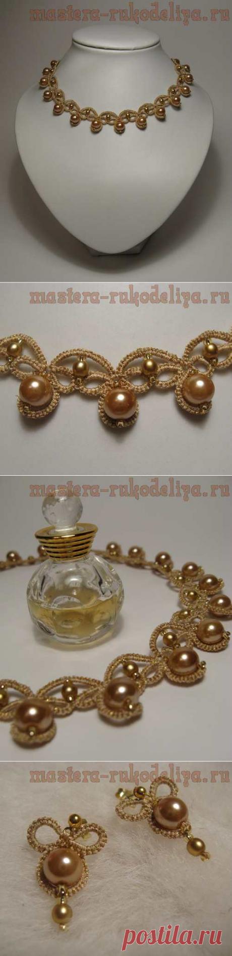 """Марлен&quot necklace; - Nebka.Ru"