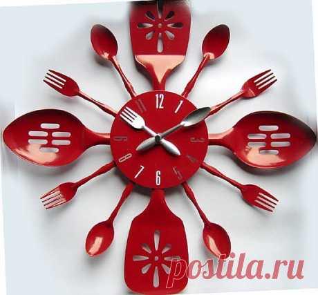Кухонные часы.