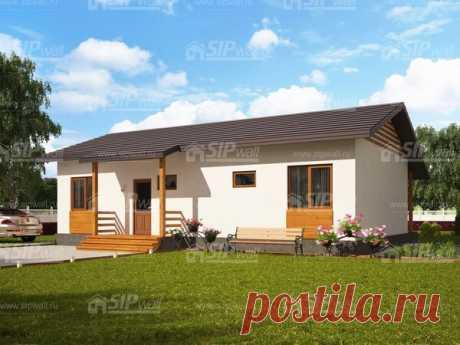 Проект дома Ивало
