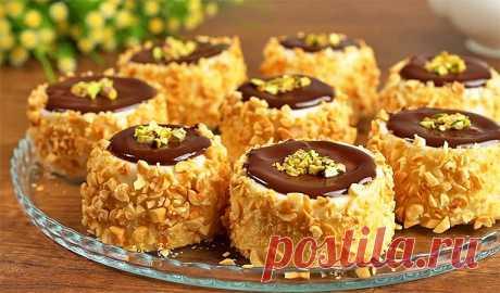 Молочный десерт с орешками без желатина   Рецепты на FooDee.top