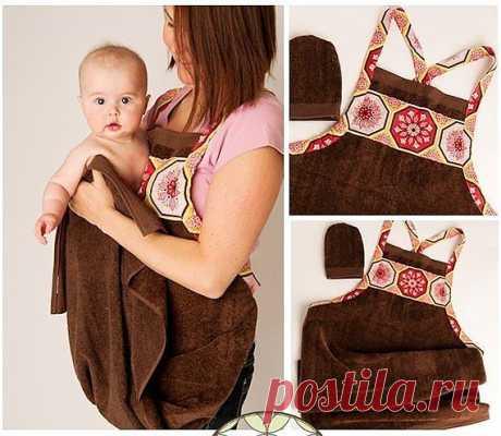Лайфхак для детского купания / Для детей / Модный сайт о стильной переделке одежды и интерьера