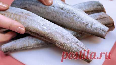 """Еще один простой способ как вкусно приготовить недорогую рыбу. Минтай в томатной """"шубке"""" (делюсь рецептом)   Розовый баклажан   Яндекс Дзен"""