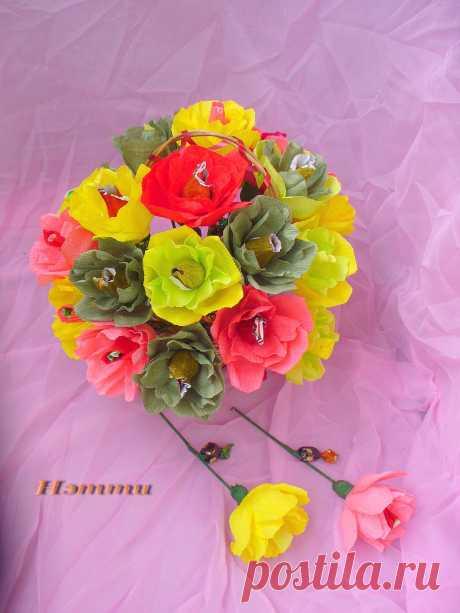 """Розы """"Осенние"""" поштучно"""