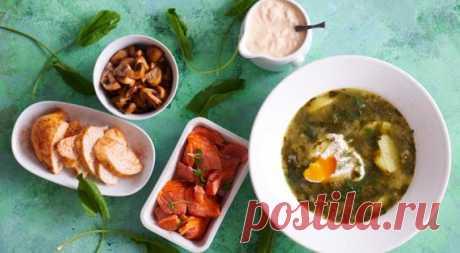 Щавелевый суп с секретными добавками Щавелевый суп, пожалуй, самый популярный суп лета  легкий, быстрый и полезный. Мы знаем, что нужно добавить, чтобы он стал еще вкуснее.