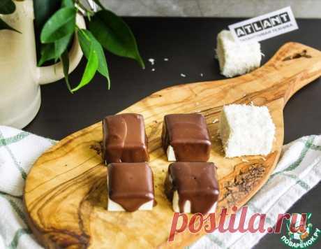 Суфле «Птичье молоко» в шоколаде – кулинарный рецепт