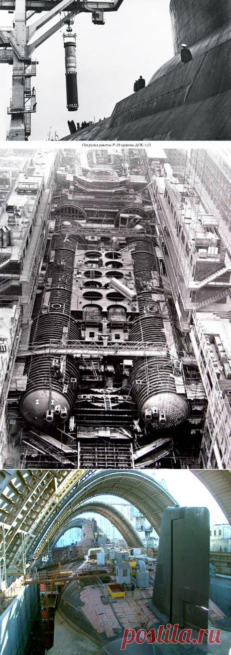 Оружие возмездия: самая большая вмире советская подводная лодка | 42.TUT.BY