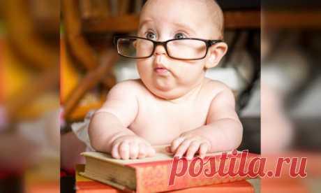 Новая жизнь: 50 фото смешных маленьких детей