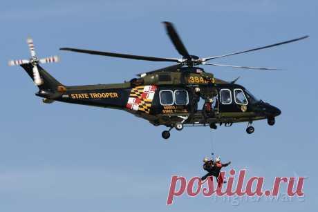 Фото TRP BELL-AGUSTA AB-139 (N384MD) - FlightAware