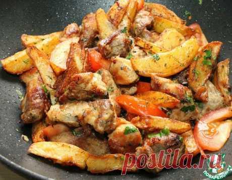 Оджахури – кулинарный рецепт