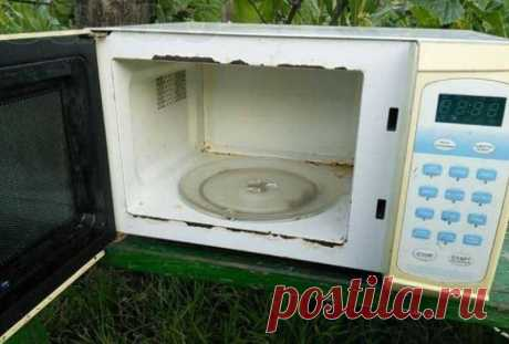 How to use an old microwave | we Share councils