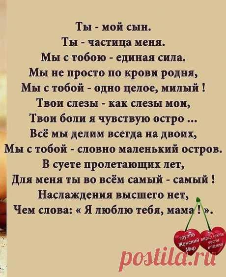 Los versos
