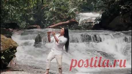 Красивейшая музыка и райская природа 😍 Великолепие красок и чудесных звуков от талантливейщего Райми ❤