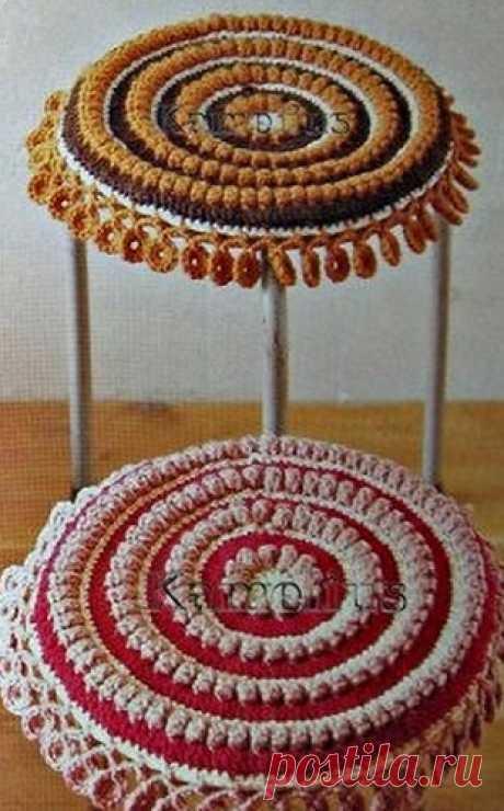 Los tapices pequeños tejidos. La elección.