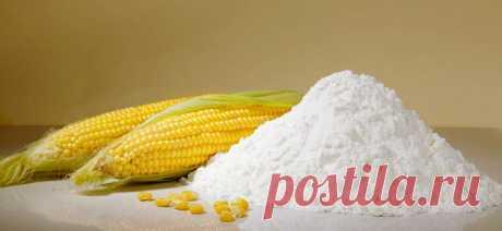 Какой крахмал лучше: картофельный или кукурузный?