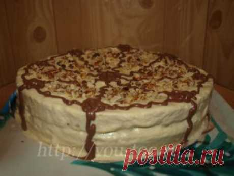 Киевский торт в домашних условиях | you-too.ru
