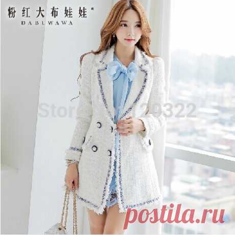 coated mesh Picture - More Detailed Picture about Original New Fashion 2014 Brand Autumn and Winter White Plus Size Slim Casual Elegant Long Woolen Women Jacket Coat Wholesale Picture in Wool & Blends from PINK DOLL Trade Co.,Ltd | Aliexpress.com | Alibaba Group