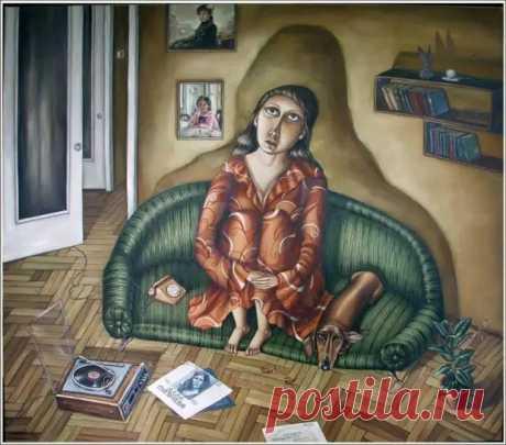 Тамара решила уйти от мужа - Мир души, иллюзии и совершенство сознания - медиаплатформа МирТесен