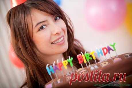 Приметы: что нельзя делать в День рождения - Блог для женщин