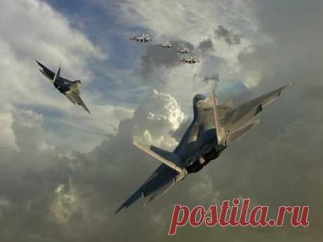 Противостояние в небе России и США |  Битва за небо