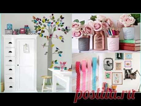 Удивительные идеи украшения комнаты,которые нельзя игнорировать 😍 DIY Декор Комнаты #8