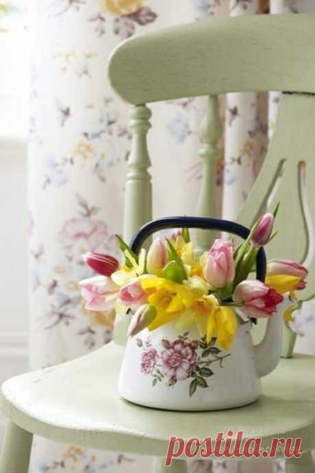 Весна рождает вдохновение и мечты, дарит море солнечных лучей и нежных первых цветов, наполняет сердце радостью и самыми прекрасными мыслями.