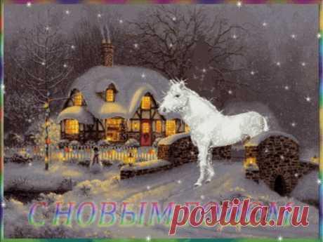 "Музыкальная открытка ""С новым годом"" | В гостях у тамады!"