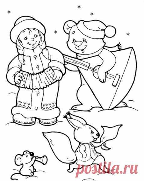 Украшение окон к Новому году: идеи и трафареты | 33 Поделки | Яндекс Дзен
