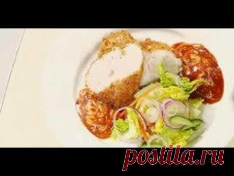 Куриная ГРУДКА, запечённая В ДУХОВКЕ / рецепт от шеф-повара / Илья Лазерсон / Обед безбрачия