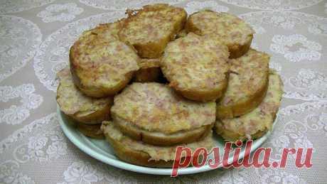 Горячие бутерброды - Простые рецепты Овкусе.ру