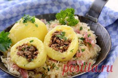 5 восхитительных блюд из картофеля для детей Картофель - излюбленная пища во многих странах.