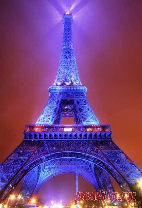 ༺🌸༻.Эйфелева башня