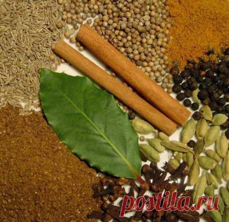 Как приготовить Гарам масала - рецепт с фото