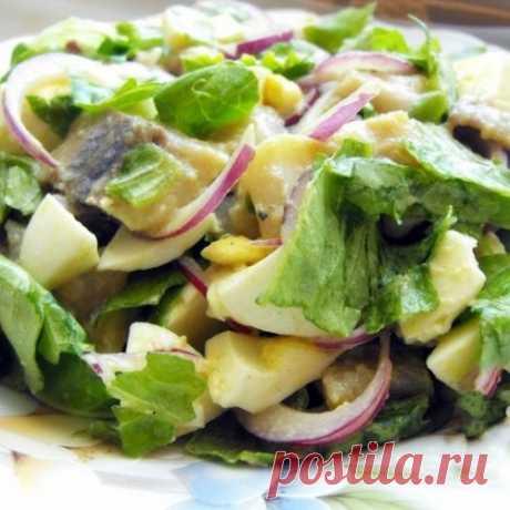 Салат «Отпад» - салат, который нравится всем!