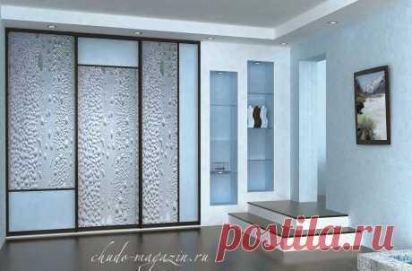 Встроенный шкаф купе в зал: фото, идеи, примеры работ