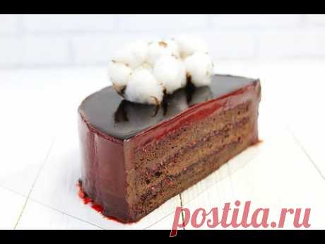 CHOCOLATE CAKE Astounding \/ CHOCOLATE SPONGE CAKE