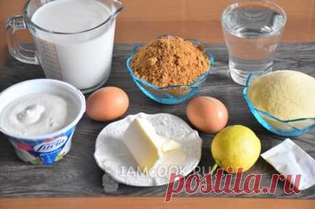 Мильяччо (десерт из манки и рикотты) — рецепт с фото пошагово