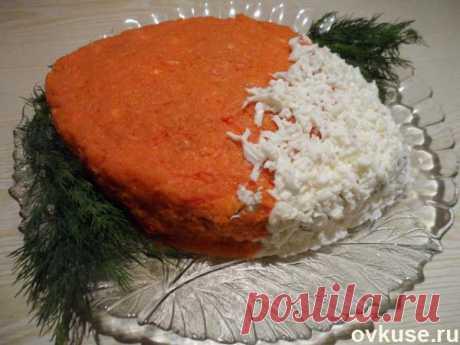 Салат «Лисий хвост» | Четыре вкуса