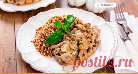 Бефстроганов из говядины с подливкой - 7 вкуснейших рецептов с фото пошагово | Что приготовить на ужин?