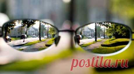 Близорукость - как восстановить зрение народными средствами?