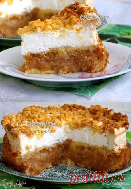 Самый нежный и вкусный «Польский яблочный пирог».