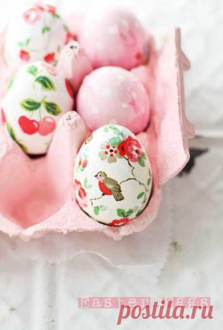 45 оригинальных идей для пасхальных яиц - Hipsta Mama