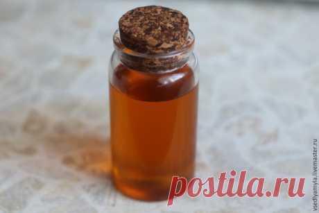 Гидрофильное масло своими руками за 5 минут - Ярмарка Мастеров - ручная работа, handmade
