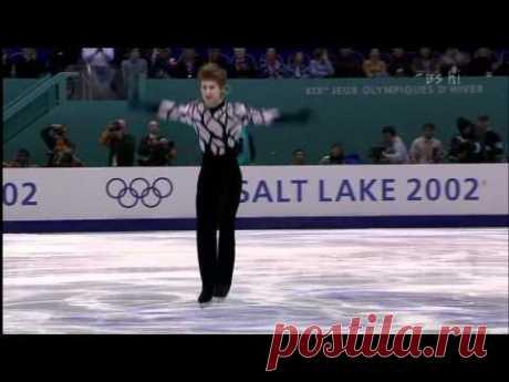Alexei Yagudin 2002 Olympics HDTV  SP Winter