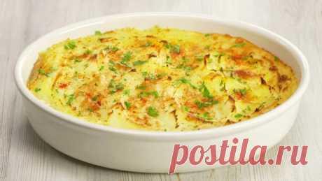 """Картофель """"Дофине"""""""
