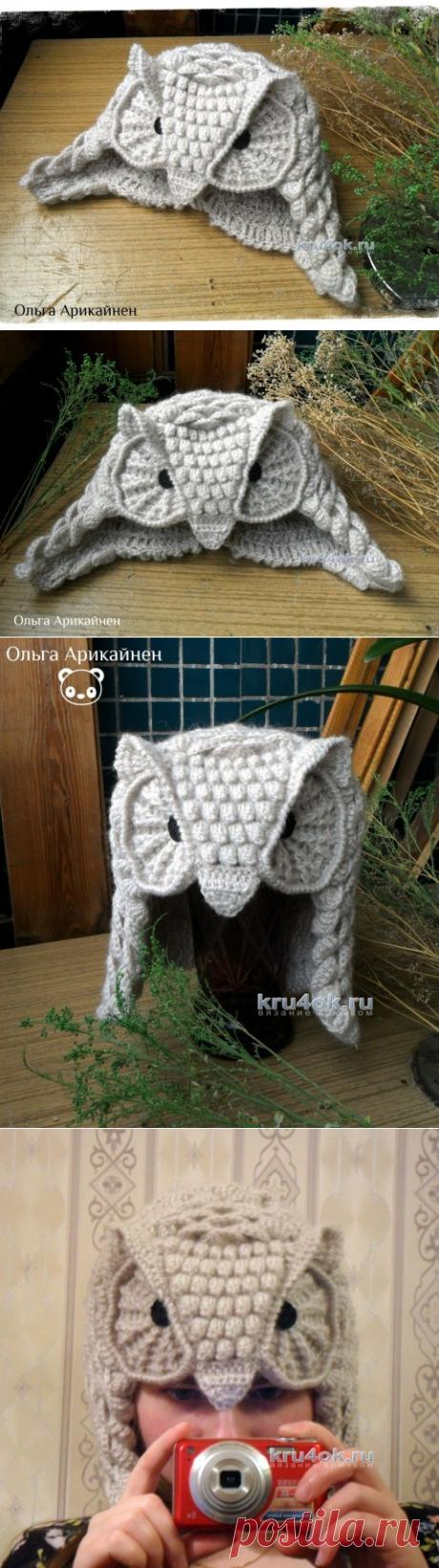 Детские ШАПКИ с ушками, 3 СХЕМЫ вязания | Вязание Крючком | Яндекс Дзен