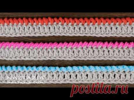 Обратное вязание крючком и многое другое - Naztazia ®