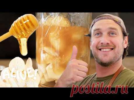 Brad Makes Fermented Garlic Honey | It's Alive | Bon Appétit