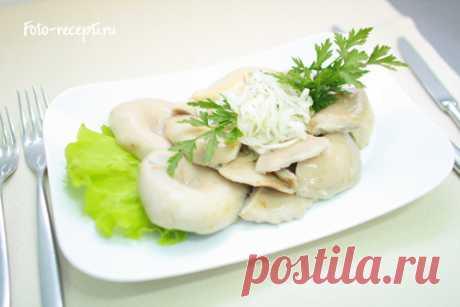 Соленые грибы холодной засолки - Фото-рецепты пошагового приготовления