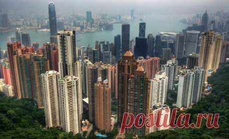В Китае вдвое больше небоскребов, чем в США | В мире
